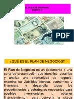El Plan de Negocios 2