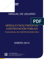 Manual Plan Anual de Contratacion