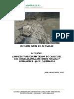 Informe Val Huancabamba