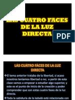 11. Las Cuatro Faces de La Luz Directa