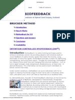 Instrumental Biofeedback For Energy Healing