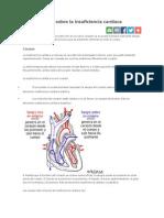 Generalidades Sobre La Insuficiencia Cardíaca