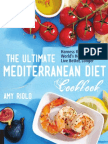 The Ultimate Mediterranean Diet Cookbook - Harness the Power of the World's Healthiest Diet to Live Better, Longer (2015)