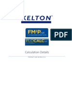 Kelton Calculation Details