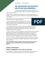 Informe de Seguridad de Equipos (Empresa)