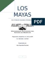 LOS MAYAS Monografia