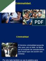 Criminalidad en El Salvador