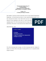 crossing and design of turnout.pdf