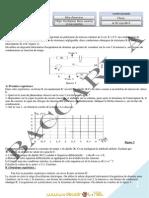 Série d'exercices - Physique oscillations libres amorties et non amorties - Bac Sciences exp (2010-2011) Mr Baccari. Anis.pdf