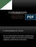 El Espectro de Fourier