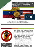 Hukum Diplomatik Konsuler - Kasus Kolombia dan Amerika Serikat
