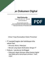 Keaslian Dokumen Digital