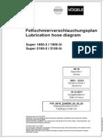 Lubrication Hose Diagram