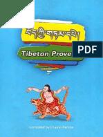 29 Tibetan Proverbs