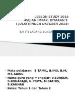 Lesson Study 2014