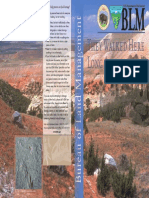 Bureau of Land Management - FOSSIL Brochure