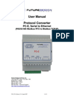 FDC PC-E Manual V1.0 August-2007