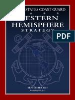USCG - Western Hemisphere Strategy 2014
