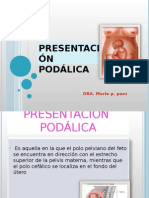 Presentación  Podálica!!!!