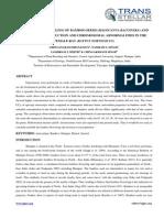3. Bio Tech - Ijbtr - Biochemical Profiling of Bamboo