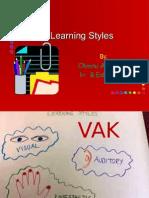 Learning Style VAK