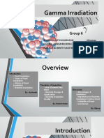 Gamma Irradiation Presentation