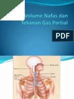 Volume Nafas Dan Tekanan Partial