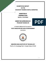 CONSUMER BEHAVIOUR TOWARDS DIGITAL MARKETING.docx