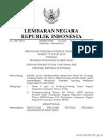 PERPRES Nomor 77 Tahun 2015 (Ps77-2015)