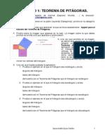 Actividad Teorema de Pitagoras