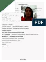 CV Integrantes