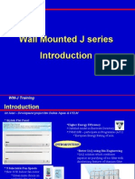 Wall Mounted-J Internal Training - Introduction.ppt