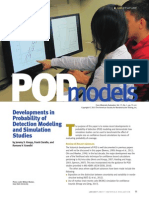 Developments in Probability of de Tec