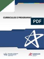 Curriculos e Programas