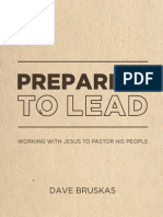 Preparing to Lead, by Dave Bruskas