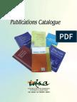 IDSA Publication Catalogue 2015