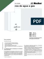 Manual+calentador+NECKAR