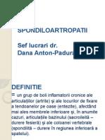Curs 7 BFK-Spondiloartropatii-Artrita juvenila   idiopatica.pptx