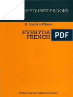 Teach Yourself Everyday French
