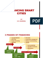 Financing Smart Cities (O P Agarwal)