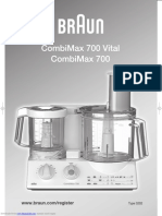 Combimax 700 Vital