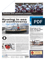 Asbury Park Press front page Friday, Nov. 27 2015