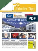 Vorchdorfer Tipp 2015-11