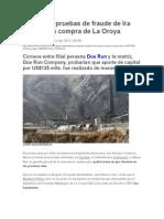 Presentan Pruebas de Fraude de Ira Rennert en Compra de La Oroya