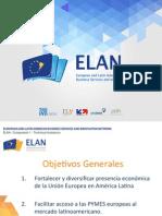 Presentación ELANBiz - Carlos Stark, Experto principal de ELANBiz en Chile