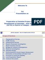 1Salumber Keer Ki Choki Road - Presentation Revised - 29062010 (1)