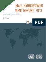 Wshpdr 2013 India