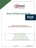 Business Terminology