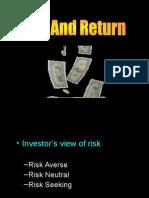 Riskandreturnporto