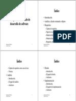 El Proceso Unificado de Desarrollo de Software - Jacobson